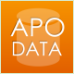 APO data app icon