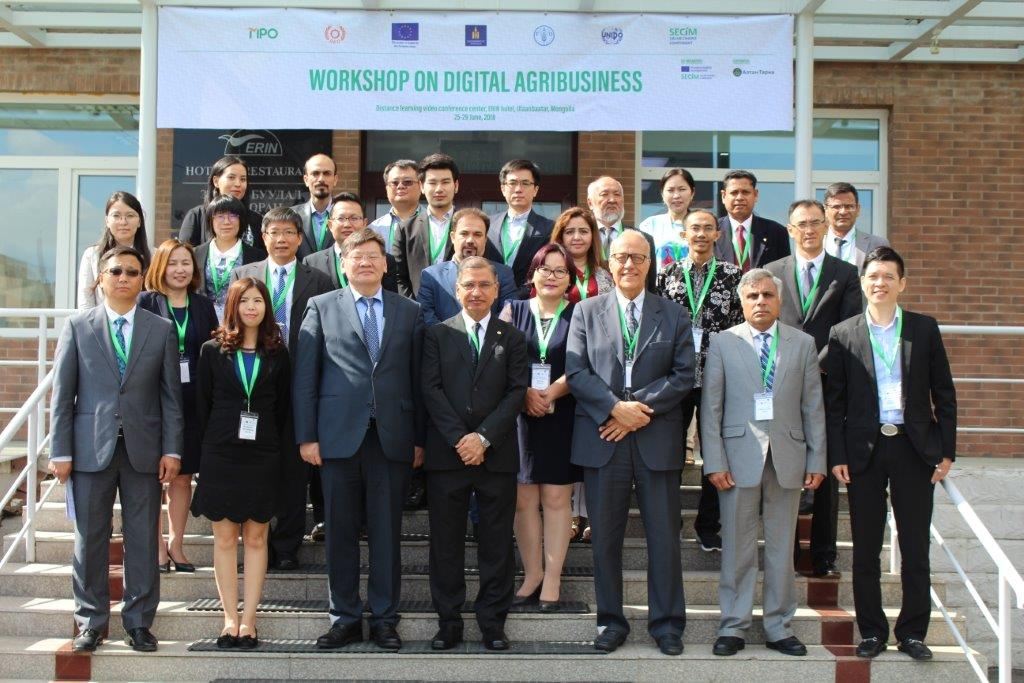group photo_APO_WSP_Digital_Agribusiness_Mongolia