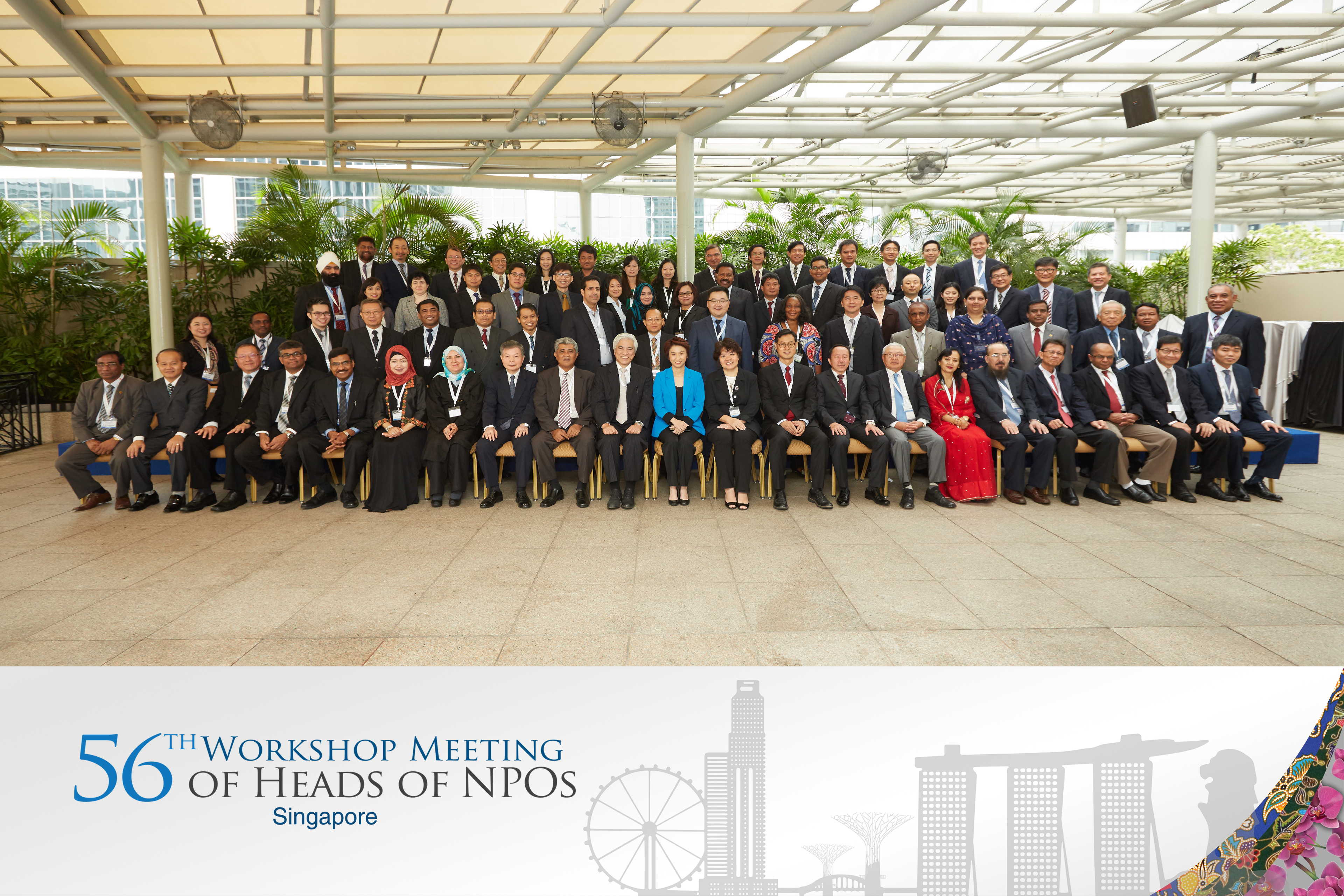 56th Workshop Meeting of Heads of NPOs.