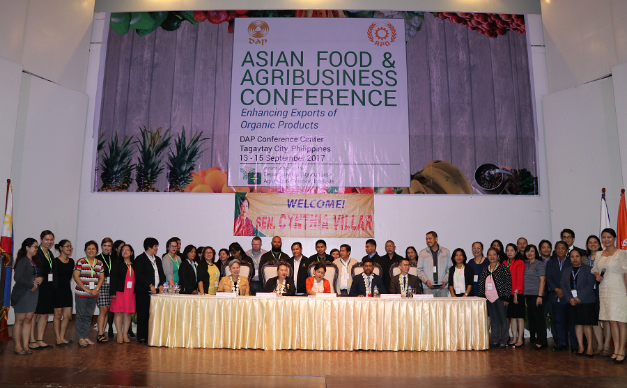 Agri Food & Business Conference 13-15 Sep 2017_Philippines
