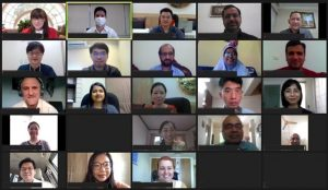 APO conducts first virtual workshop on developing scenarios