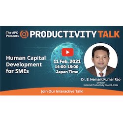 Human Capital Development for SMEs