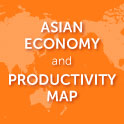 Asian Economy and Productivity Map
